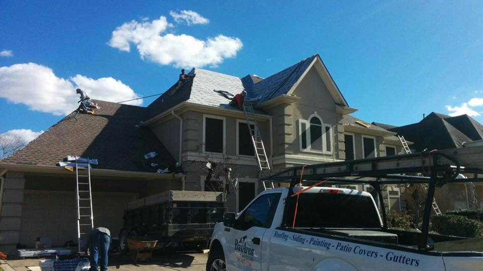 Bay-Area-Roofers-Inc-roofing-job-in-Pearland-TX